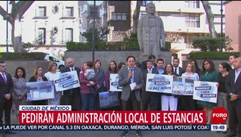 Foto: PAN-CDMX Propone Alcaldías Operen Estancias Infantiles 21 de Febrero 2019