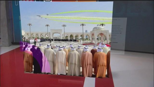 FOTO: Papa Francisco visita Emiratos Árabes Unidos, 4 febrero 2019