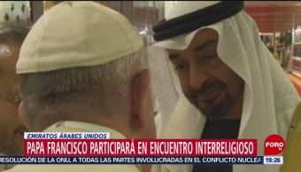 FOTO: Papa participará en encuentro interreligioso en Emiratos Árabes Unidos, 3 febrero 2019