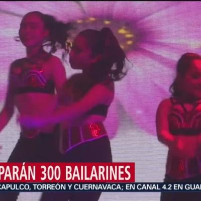 Participarán 300 bailarines en el Carnaval de Campeche