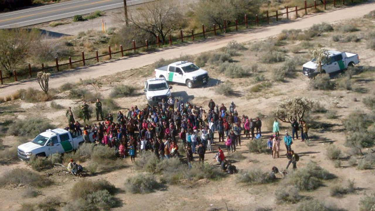 Patrulla Fronteriza, migración, migrantes, estados unidos, AP