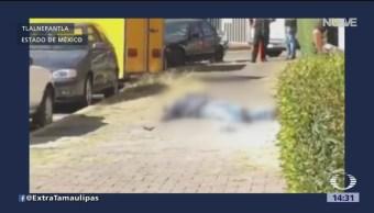 Foto: Piden liberar a mujer que mató a asaltante en Tlalnepantla