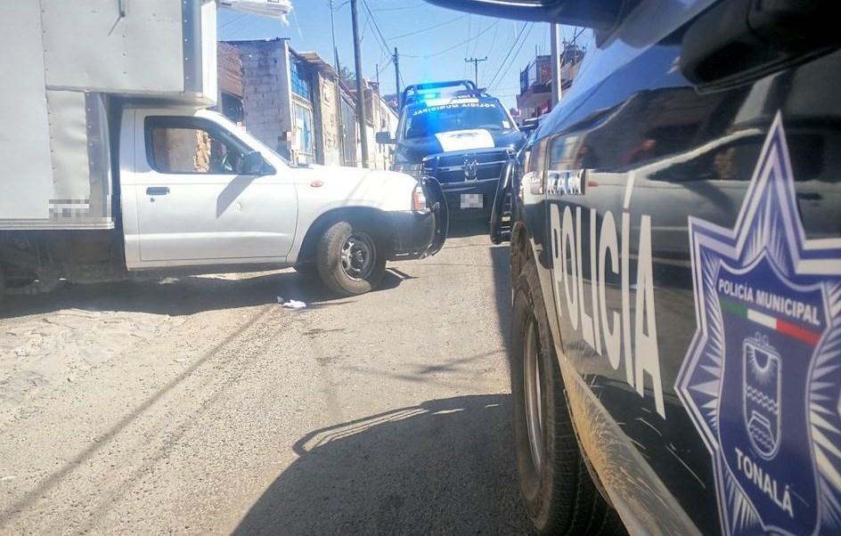 Foto: Patrullas del municipio de Tonalá, Jalisco, 29 de enero 2019. Twitter @PoliciaTonala