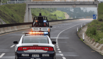 Foto: Policía estatal de Veracruz, 22 de febrero de 2019, México