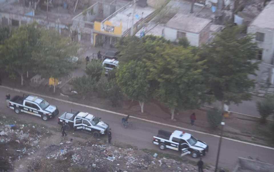 Foto: Matan a tres personas durante ataque en Ciudad Obregón, 22 de enero 2019. Facebook- SSP Sonora