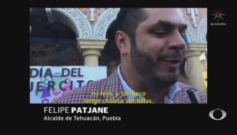 Foto: Ponen Precio Cabeza Alcalde Tehuacán Puebla 19 de Febrero 2019