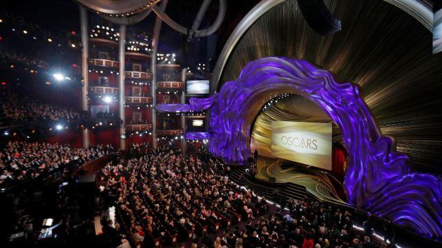 Foto: La 91 entrega de los Premios Oscar 2019 en el Teatro Dolby de Hollywood, en Los Angeles, California, el 24 de febrero de 2019. (Reuters)