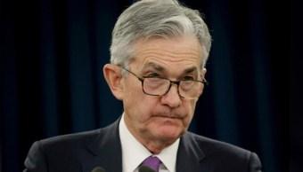 Foto: El presidente de la Reserva Federal, Jerome Powell, durante una rueda de prensa en Washington, 30 de enero de 2019 (Reuters)