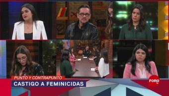 Foto: Prisión Preventiva Feminicidas Análisis 21 de Febrero 2019