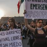 feminicidios, alerta de género, Twitter, @cencos, 3 febrero 2019