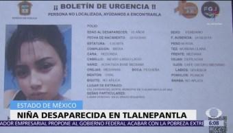 Quinceañera desaparece después de su fiesta en Tlalnepantla, Edomex