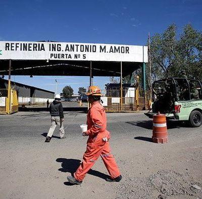 Refinería de Salamanca, sin operar y en mal estado