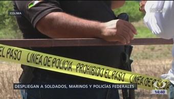 Foto: Refuerzan seguridad en Colima por violencia