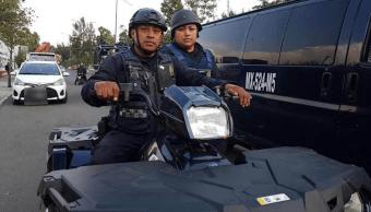 Seguridad, Vigilancia, Tláhuac, Iztapalapa, Twitter, @OpEsMx, 19 febrero 2019