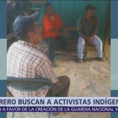 Reportan desaparecidos a los activistas Hilario Castro y Obtilia Eugenio