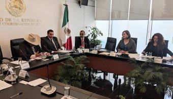 aspirantes, senado, oposición, ternas cre, twitter, @XochitlGalvez, 14 febrero 2019
