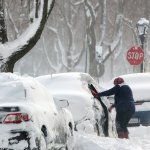 tormentas de nieve cubren noroeste de eeuu y seguira nevando