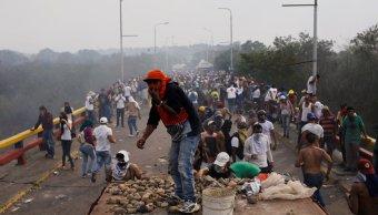 colombia cierra frontera con venezuela durante dos días para evaluar danos