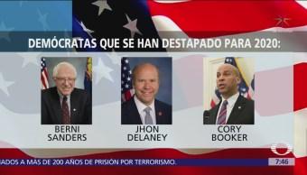 Sanders buscará ser candidato presidencial demócrata