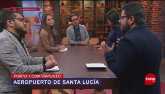 Foto: Santa Lucía Pista Nueva Labor Sedena 11 Febrero 2019