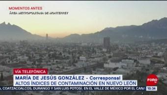 Foto: Senado busca frenar contaminación en Monterrey