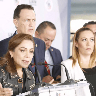 Josefina Vázquez Mota responde a crítica de AMLO por estancias infantiles