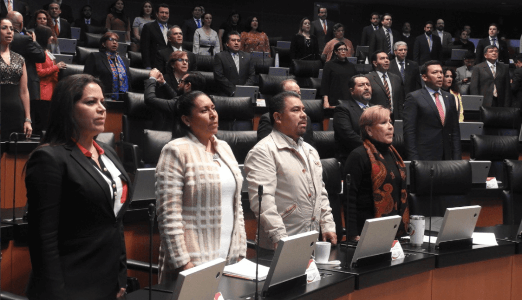 Tlahuelilpan, Día De Luto Nacional, Senadores, Twitter, 1 febrero 2019