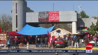 Suman 8 días de huelga en la UAM, Ciudad de México