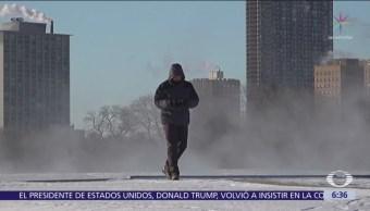 Suman al menos 20 muertos por temperaturas congelantes en EU