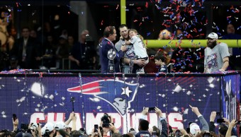 Super-Bowl-2019-patriots-Tom-Brady-Gisele-Bndchen-53-nfl-celebracion-celebraciones-Portada, 4 de enero 2019, Ciudad de México