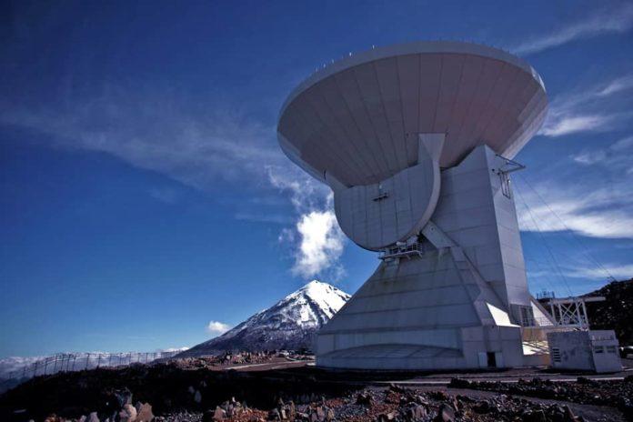 FOTO Refuerzan seguridad en Gran Telescopio Milimétrico de Puebla puebla enero 2019