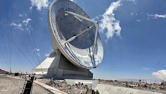 inseguridad pone riesgo operacion telescopio milimetrico puebla