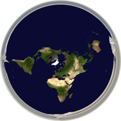 YouTube aviva la creencia de que la Tierra es plana