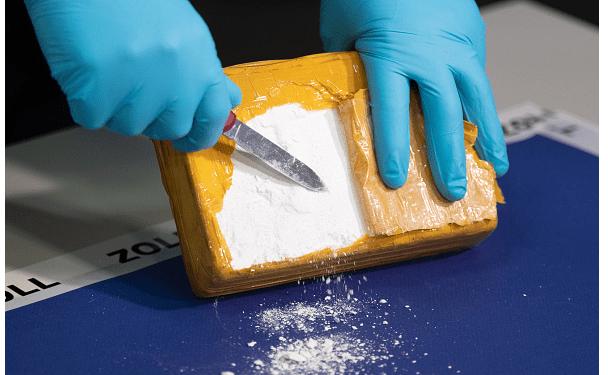 Foto: Tráfico de cocaína