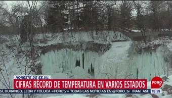 Fotos: Tras temperaturas congelantes, deshielo amenaza a EEUU