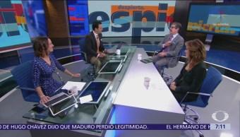 Trump, México y el muro, análisis en Despierta con Loret