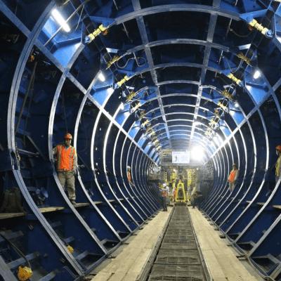 Túnel Emisor Oriente, listo antes de temporada de lluvias