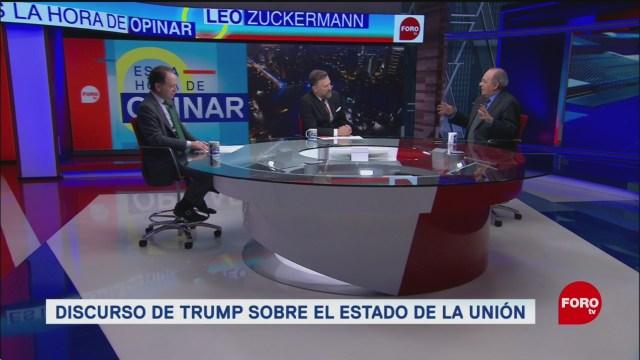 Foto: Mundo Peligroso Discuros Trump 11 Febrero 2019