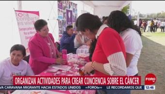 UNAM apoya actividades para crear conciencia y prevenir cáncer