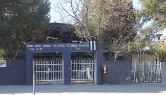 Valentina era alumna de la Secundaria General Ricardo Flores Magón, ubicada en la región norte de la ciudad de Saltillo (DiarioAM)