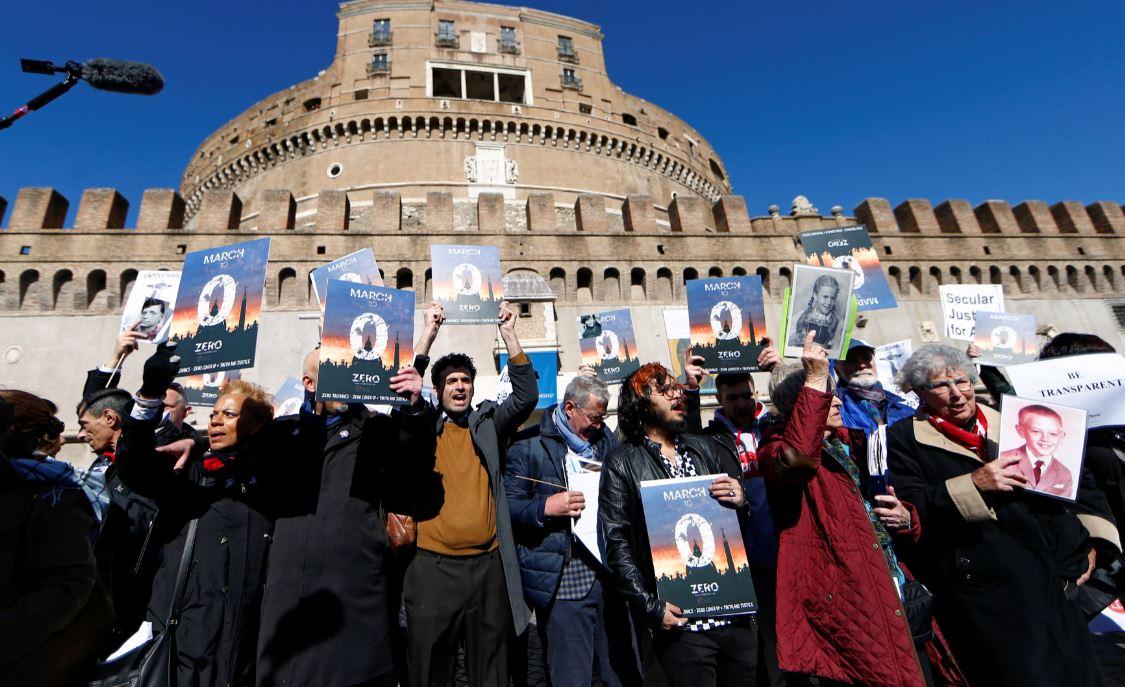 Foto: La Cumbre finalizará el domingo con una misa solemne y un mensaje en el que el papa Francisco hará un balance de la reunión, el 23 de febrero de 2019 (Reuters)