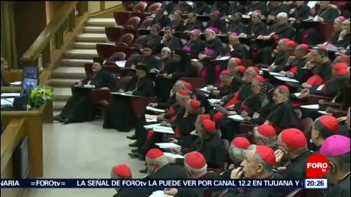Foto: Vaticano Cumbre Contra Pederastia Iglesia 20 de Febrero 2019
