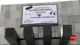 Foto: Vecinos amenazan con linchar a delincuentes en fraccionamiento de García, NL, 13 de febrero 2019. FOROtv