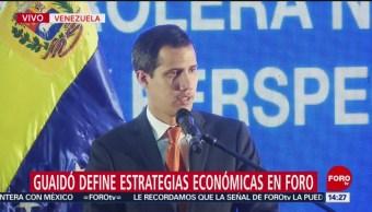 Foto: Venezuela necesita avanzar, pero está bloqueada por la usurpación
