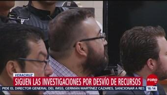 Foto: Veracruz sigue investigación por acusaciones a Javier Duarte