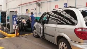 Foto: Efectúan verificación de automóviles en la Ciudad de México, México, febrero 27 de 2019 (Twitter: @ElInformanteMX)