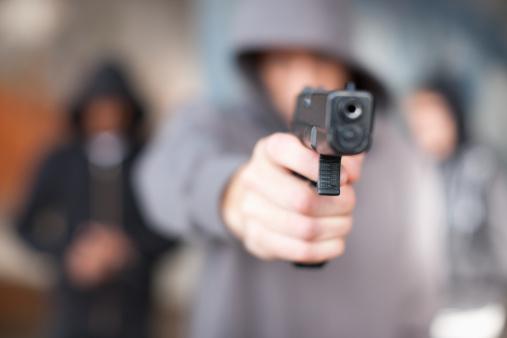Foto: Violencia en Jalisco, 19 de febrero 2019. Getty Images, archivo