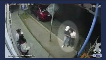 Foto: Violento asalto en Ecatepec, Edomex