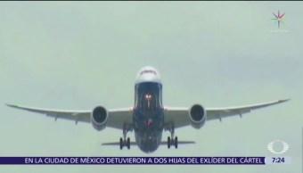 20 aerolíneas, incluida Aeroméxico, suspenden vuelos con Boeing 737 MAX 8