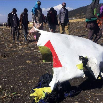 Se estrella avión de Ethiopian Airlines con 157 personas a bordo